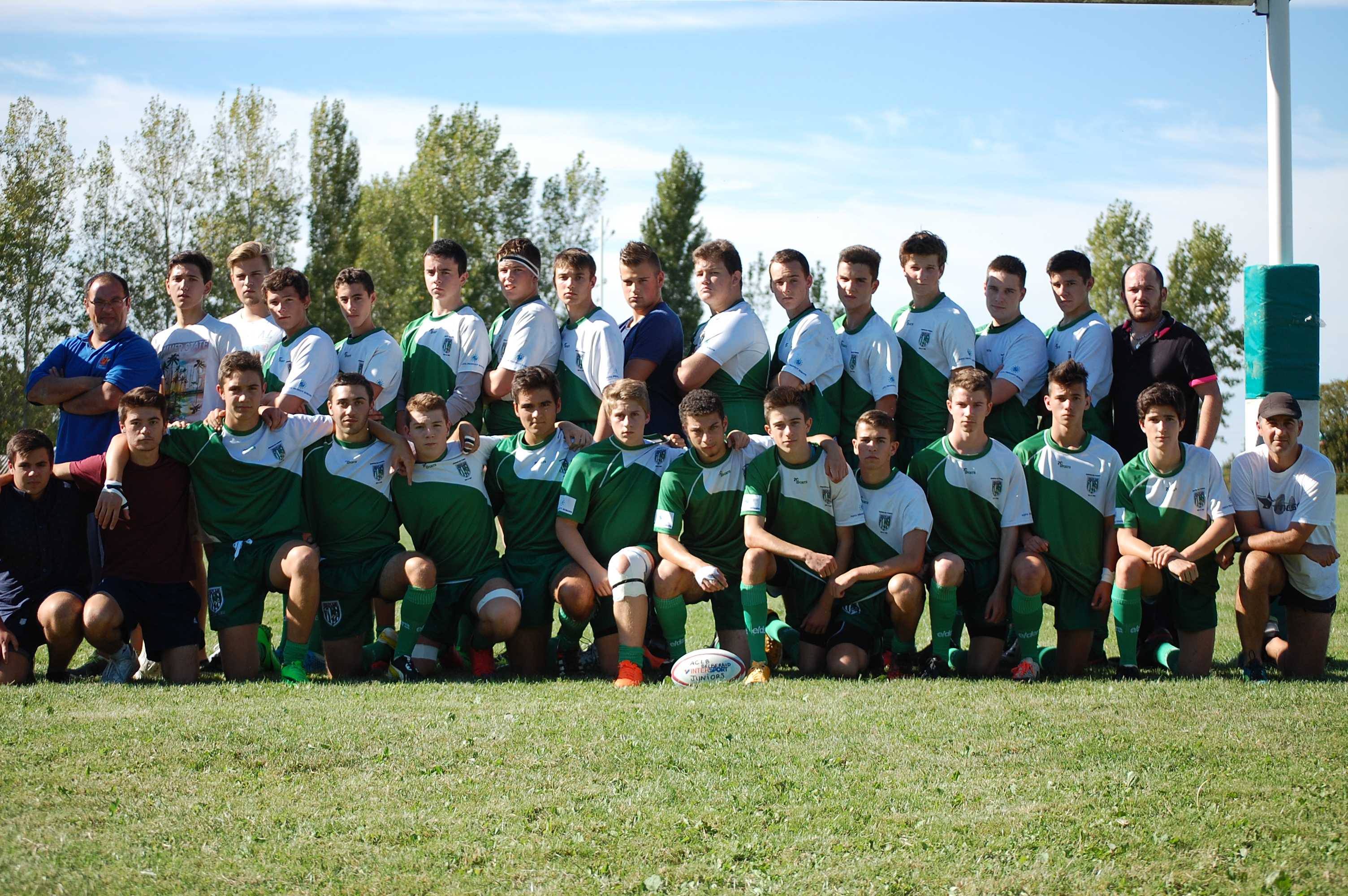 Juniors saison 2015 2016