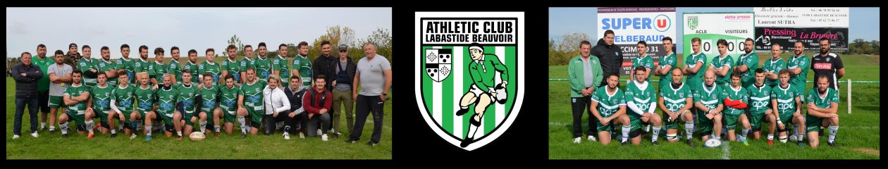 Bienvenue sur le site de l'Athletic Club Labastide-Beauvoir (ACLB)